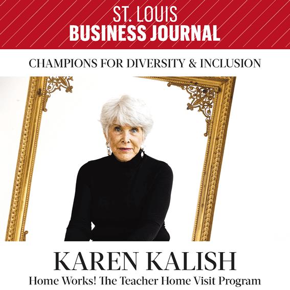 Karen Kalish Champion of Diversity and Inclusion